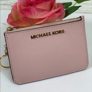🌸Michael Kors SM Coin Pouch Wallet Card Pouch